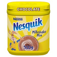 Nesquik Chocolate Powder 500G