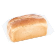 Tesco Crusty White Split Tin Bread 800G