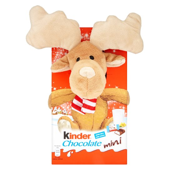 Kinder Toy With Chocolate Minis Select Pack 72G