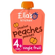 Ella's Kitchen First Tastes Peach 70G