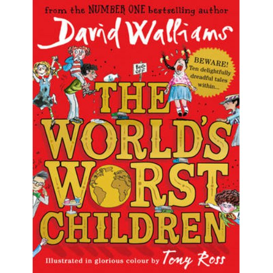 The Worlds Worst Children David Walliams