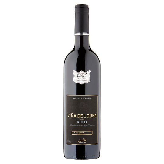Tesco Finest Rioja Reserva 75Cl