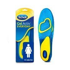 image 2 of Scholl Gelactiv Insole Regular - Women