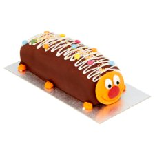 image 2 of Tesco Free From Carl The Caterpillar Cake