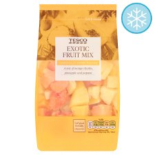 Tesco Exotic Fruit Mix 500G