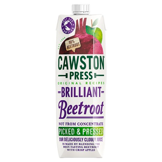 Cawston Press Brilliant Beetroot Juice 1L