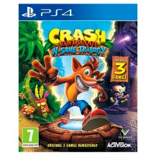Crash Bandicoot Ps4 Game