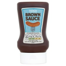 Tesco Brown Sauce 305G