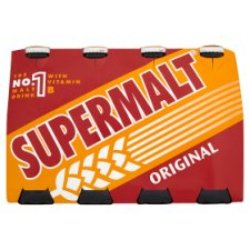 Supermalt 8 Pack 330Ml