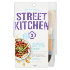 Street Kitchen Korean Bulgogi Meal Kit