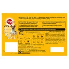 image 3 of Pedigree Jelly Favourites Dog Food Pouches 24 X100g