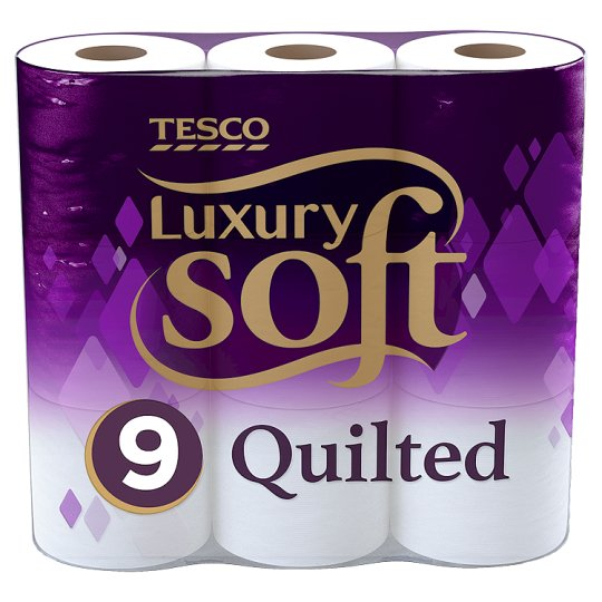 Toilet Roll - Tesco Groceries