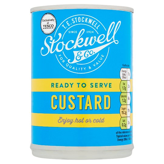 Stockwell And Co. Custard 385G