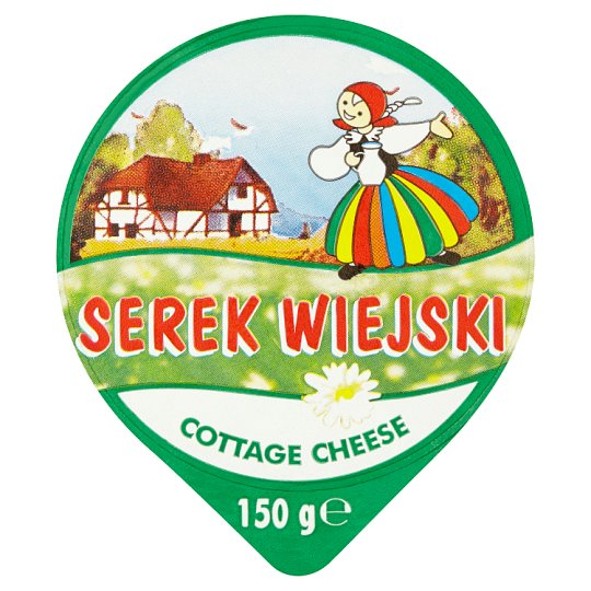 Lowicz Cottage Cheese 150G
