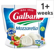 Galbani Mozzarella Ball 125G