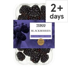 Tesco Blackberries 150G