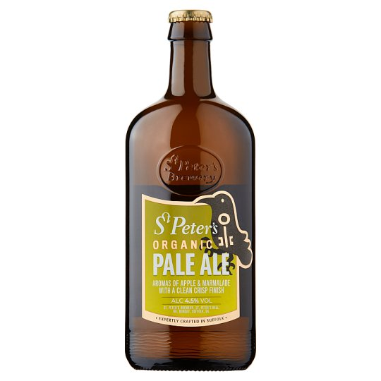 St Peter's Organic Ale 500Ml