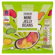 Tesco Mini Jelly Beans 85G