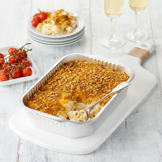image 1 of Easy Entertaining Finest Macaroni Cheese 1.4Kg Serves 4