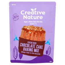 Creative Nature Free From Chocolate Cake Mix 300G