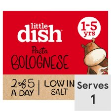 Little Dish 1Yr+ Pasta Bolognese Toddler Meal 200G