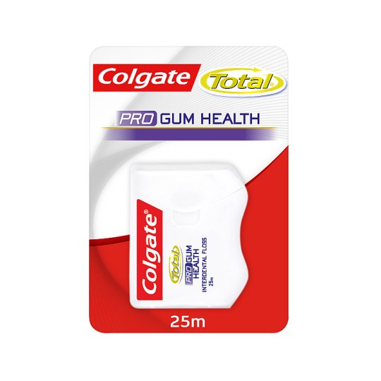 Colgate Total Pro Gum Health Floss 25M