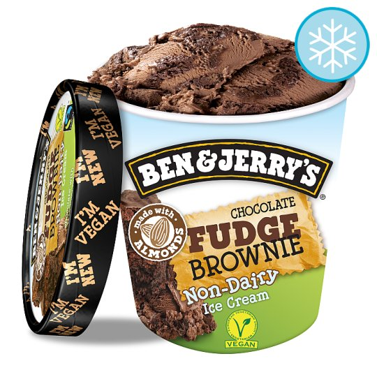 Ben & Jerry's Dairy Free Chocolate Fudge Brownie Ice Cream 500Ml