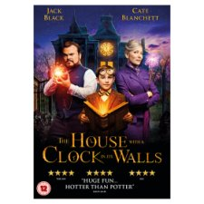 House With A Clock In Its Walls, The Dvd