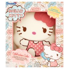 Hello Kitty Celebration Cake