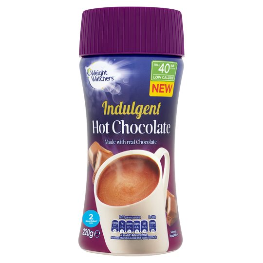 Weight Watchers Hot Chocolate 220G