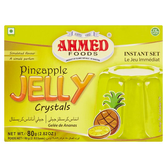 Ahmed Pineapple Jelly 85G