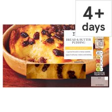 Tesco Bread And Butter Pudding 500G