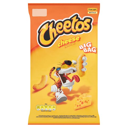 Cheetos Cheese Corn Snacks 85G