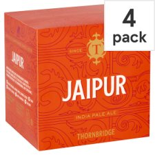 Thornbridge Jaipur Ipa 4X330ml Can