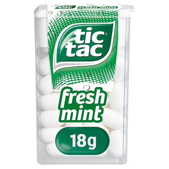 Tic-Tac Refreshing Mint 18G