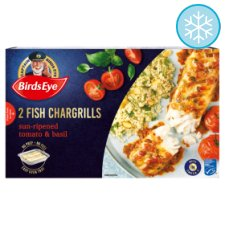 Birds Eye Inspirations Fish Chargrilled With Tomato And Herb 300G