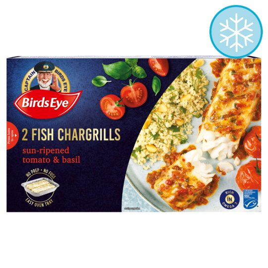 image 1 of Birds Eye Inspirations Fish Chargrilled With Tomato And Herb 300G