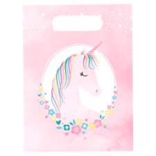 Tesco Unicorn Lootbag 8Pk