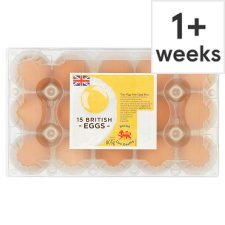 Tesco 15 Eggs