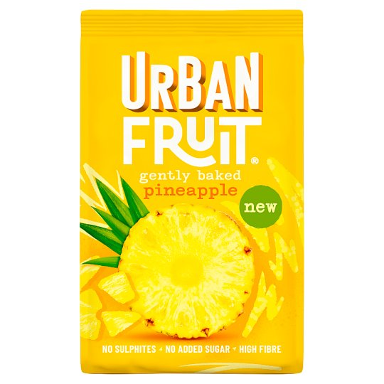 Urban Fruit Dried Pineapple 100G