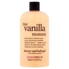 Treaclemoon Vanilla Bath And Shower Gel 500Ml