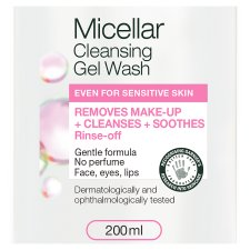 image 3 of Garnier Micellar Cleansing Gel Wash Original 200Ml