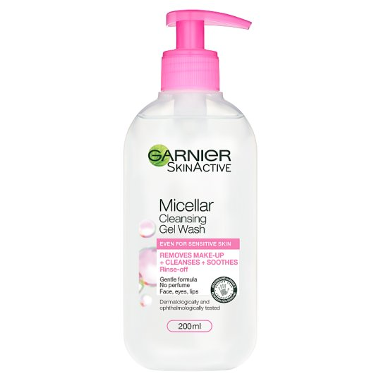 image 1 of Garnier Micellar Gel Sensitive 200Ml