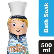 Matey Max Bubble Bath 500Ml