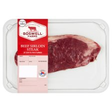 Boswell Farms Beef Sirloin Steak 195G
