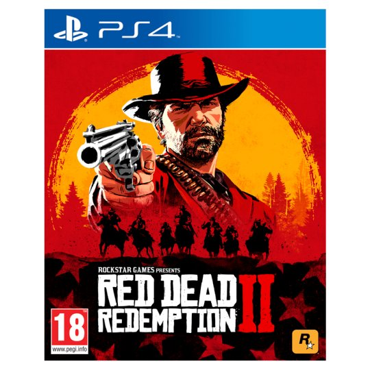 red dead redemption 2 tesco