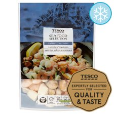 Tesco Seafood Selection 350G