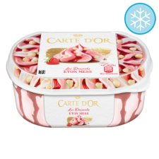 Carte D'or Eton Mess Ice Cream Dessert 900Ml