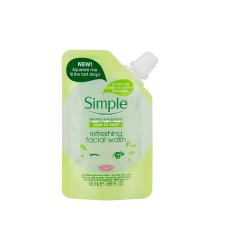 Simple Mini Refreshing Facial Wash 50Ml