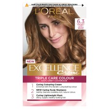 L'oreal Paris Excellence 6.3 Light Golden Brown